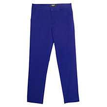 Buy Mango Stretch Slim Trousers Online at johnlewis.com