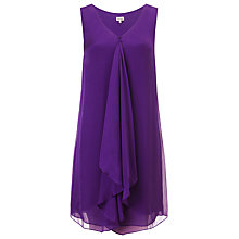 Buy Phase Eight Karishma Silk Dress, Iris Online at johnlewis.com