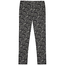 Buy Gerard Darel Aladin Trousers, Noir Online at johnlewis.com