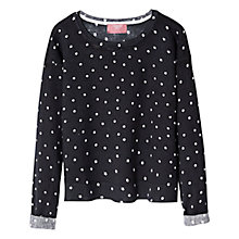 Buy Mango Kids Star Print Jumper Online at johnlewis.com