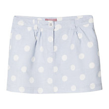 Buy Mango Kids Girls' Polka Dot Pastel Skirt Online at johnlewis.com