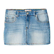 Buy Mango Kids Girls' Denim Skirt Online at johnlewis.com