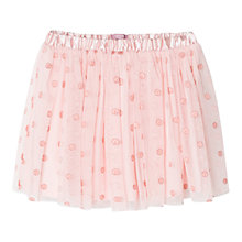 Buy Mango Kids Girls' Polka Dot Tulle Skirt Online at johnlewis.com