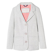 Buy Mango Kids Girls' Cotton Blend Blazer Online at johnlewis.com