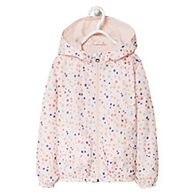 Buy Mango Kids Girls' Waterproof Star Print Jacket Online at johnlewis.com