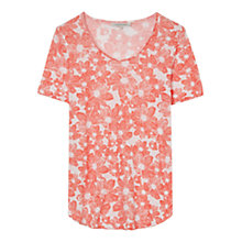 Buy Gerard Darel Aspic Top, Coquelicot Online at johnlewis.com