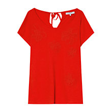 Buy Gerard Darel Andalousie Embroidery Top Online at johnlewis.com