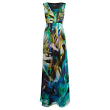 Buy Viyella Silk Digital Print Dress, Amazon Online at johnlewis.com