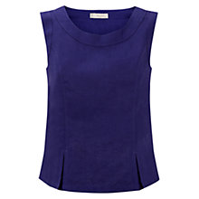 Buy Hobbs Yacht Top, Indigo Online at johnlewis.com