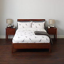Buy John Lewis Pheasant Scene Duvet Cover and Pillowcase Set Online at johnlewis.com