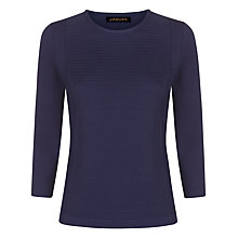 Buy Jaeger Panelled Top Online at johnlewis.com