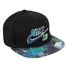 Buy Nike SB Epic Snapback Adjustable Cap, Black, One Size Online at johnlewis.com