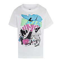 Buy Nike SB Torn Up T-Shirt Online at johnlewis.com