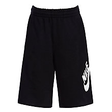 Buy Nike SB Boys' French Terry Shorts Online at johnlewis.com