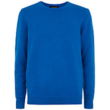 Buy Jaeger Cotton Crew Neck Sweatshirt Online at johnlewis.com