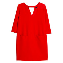 Buy Mango Pocket Detail Shift Dress Online at johnlewis.com