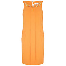 Buy Damsel in a dress Alloy Dress, Orange Online at johnlewis.com