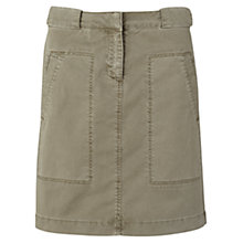 Buy Jigsaw Utility Skirt, Grey Online at johnlewis.com