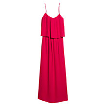 Buy Mango Double Layer Maxi Dress Online at johnlewis.com