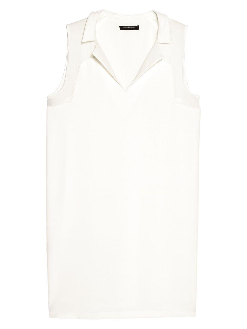 mango shirt collar dress natural white, mango, shirt, collar, dress, natural, white, 8 10 14 12 6, women, womens dresses, new in clothing, 1939791
