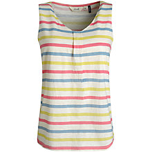 Buy Seasalt Stripe Vest, Dotty Multi Online at johnlewis.com