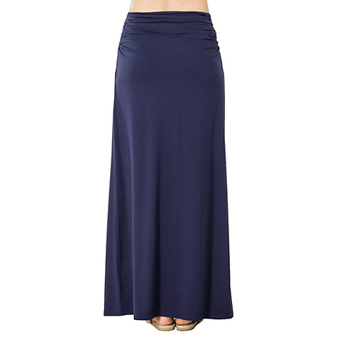 buy max studio jersey maxi skirt at johnlewis