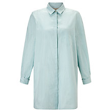 Buy Weekend by MaxMara Stripe Shirt, Mint Online at johnlewis.com