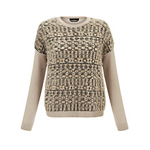 Buy Weekend by MaxMara Aztec Jumper, Sand Online at johnlewis.com
