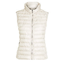 Buy Weekend by MaxMara Vanity Gilet, Sand Online at johnlewis.com