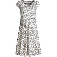 Buy Seasalt Carnmoggas Dress, Boat Race Sailor Online at johnlewis.com