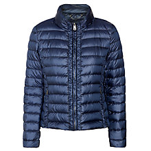 Buy Weekend by MaxMara Perim Quilted Jacket, Ultramarine Online at johnlewis.com