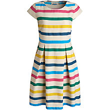 Buy Seasalt Rosina Dress, Manderley Stripe Multi Online at johnlewis.com