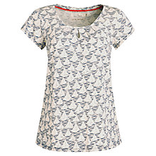 Buy Seasalt Appletree Top, Boat Race Sailor Online at johnlewis.com