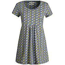 Buy Seasalt Boat Trip Tunic Dress, Bowing Daisy Borage Online at johnlewis.com