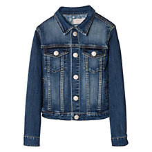 Buy Mango Kids Denim Jacket Online at johnlewis.com