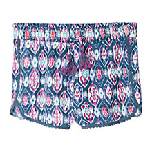 Buy Mango Kids Girls' Ikat Print Shorts Online at johnlewis.com