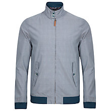 Buy Ted Baker Duteful Checked Bomber Jacket Online at johnlewis.com