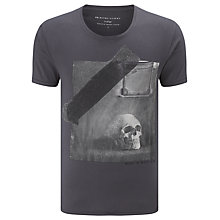 Buy Selected Homme Made T-Shirt, India Ink Online at johnlewis.com