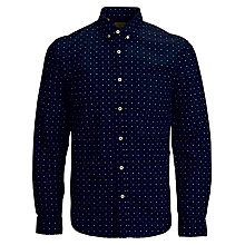Buy Selected Homme Bertram Dot Print Shirt Online at johnlewis.com