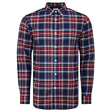 Buy Selected Homme Lauritz Long Sleeve Check Shirt Online at johnlewis.com