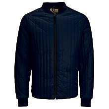 Buy Selected Homme Oliver Jacket, Navy Online at johnlewis.com