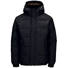Buy Selected Homme Iconic Down Jacket, Grey Online at johnlewis.com