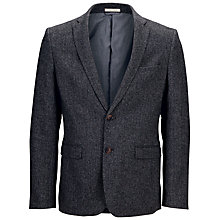 Buy Selected Homme Mark Blazer, Grey Online at johnlewis.com