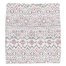 Buy Mango Jacquard Mini Skirt, Natural White Online at johnlewis.com
