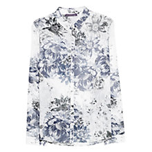 Buy Violeta by Mango Floral Print Blouse Online at johnlewis.com