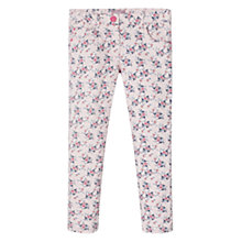Buy Mango Kids Girls' Floral Print Trousers Online at johnlewis.com