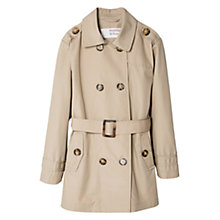 Buy Mango Kids Classic Trench Coat Online at johnlewis.com