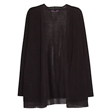Buy Violeta by Mango Sheer Edge Cardigan Online at johnlewis.com