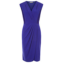Buy Planet Applique Detail Dress, Mid Blue Online at johnlewis.com