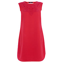 Buy Oasis Libby Crepe Shift Dress Online at johnlewis.com
